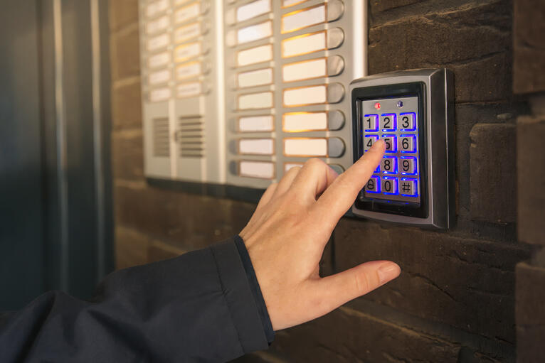 Unit Complex Intercom Systems: Access Methods