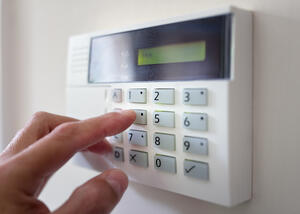 alarm system testing
