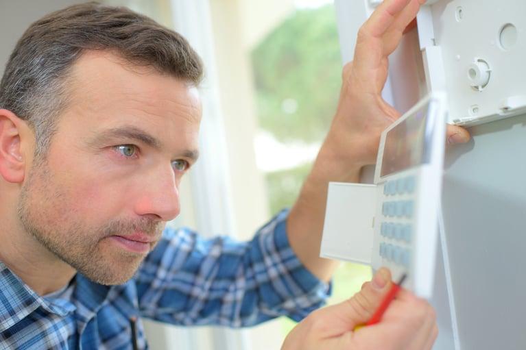Alarm Systems: Regular Maintenance
