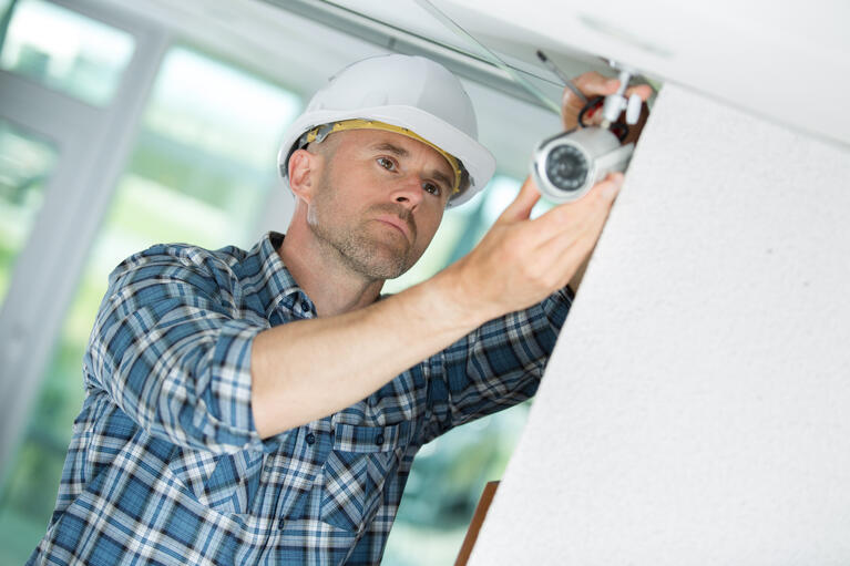 What Is the CCTV Installation Process?