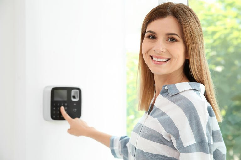 Home Security Alarm Service Maintenance And Repair