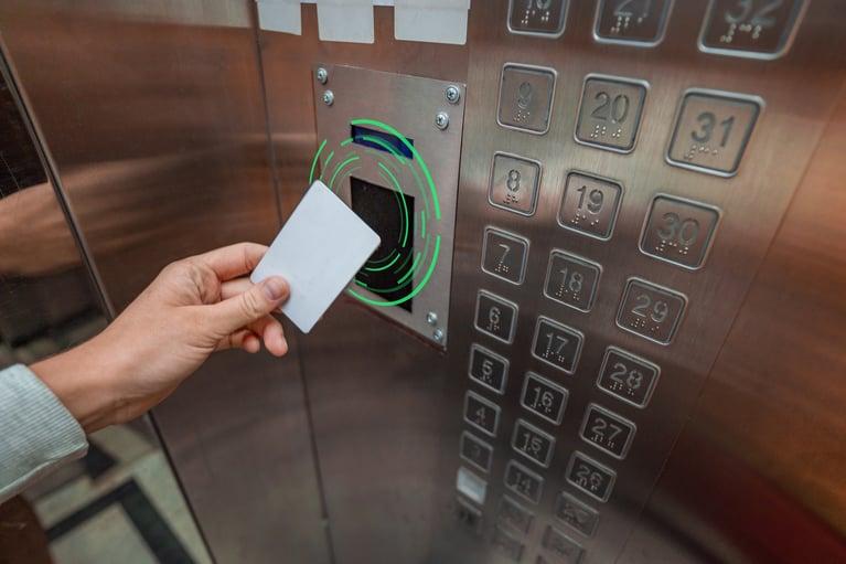 Considering Elevator Access Control