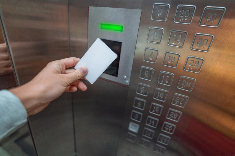 Considering Elevator Access Control