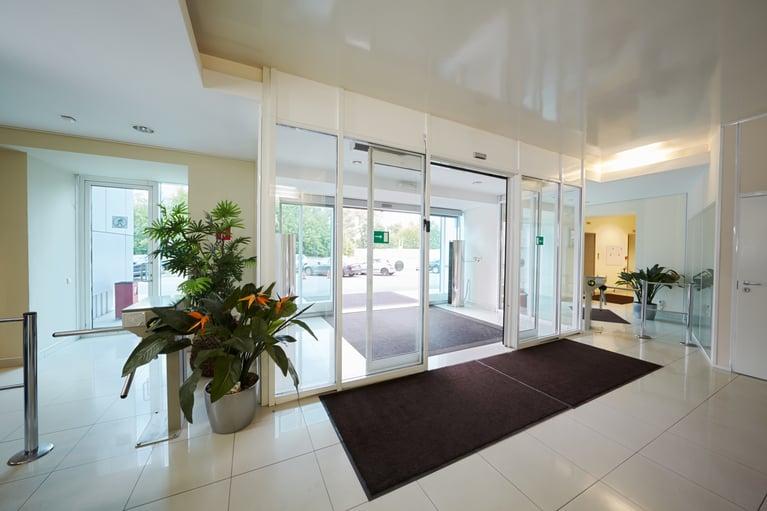 Access Control: Door Opener Systems
